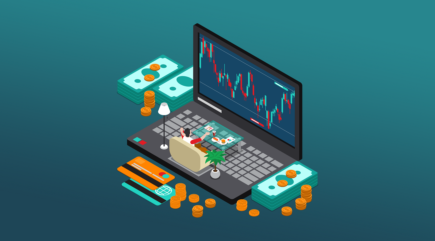 software to learn the forex market